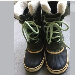 Sorel Boots 1964 PAC NL 1494-336 Snow Boots